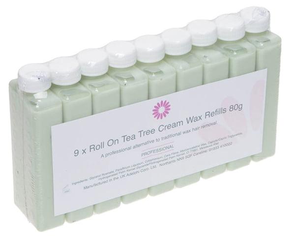 Tea Tree Wax Cartridge Refills