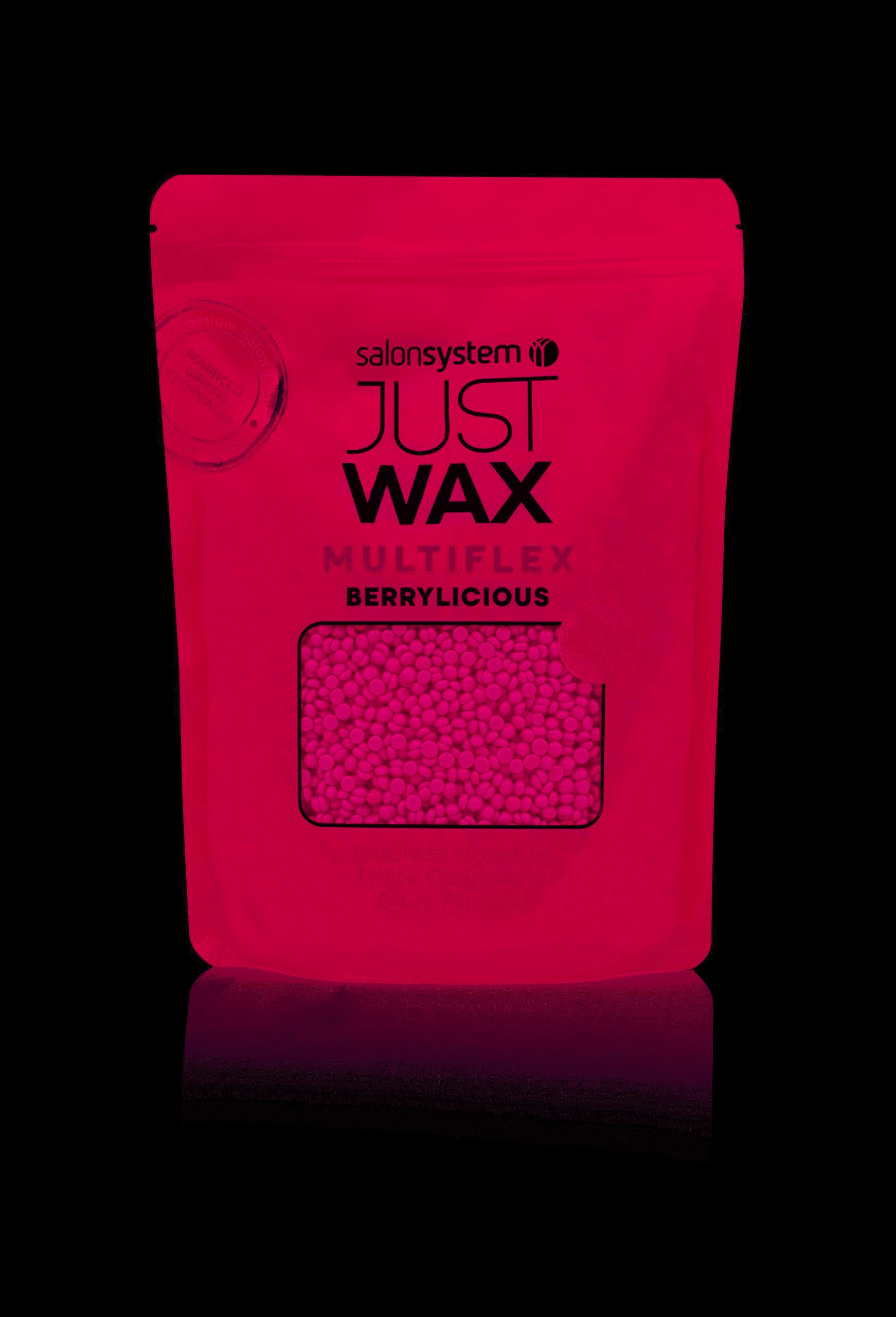 Just Wax Multiflex Berrylicious Beads