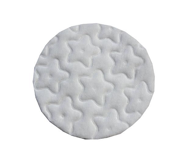 Embossed Cotton Wool Discs