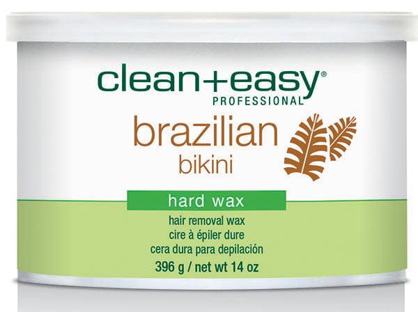 Clean and Easy Brazilian Bikini Hard Wax
