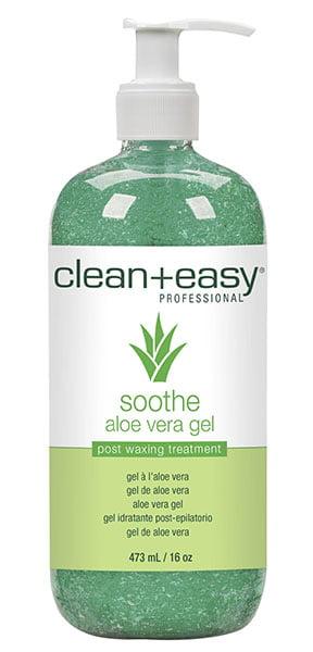 Clean and Easy Soothing Gel