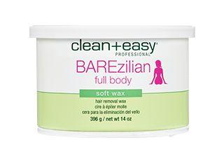 BAREzilian Full Body Hard Wax