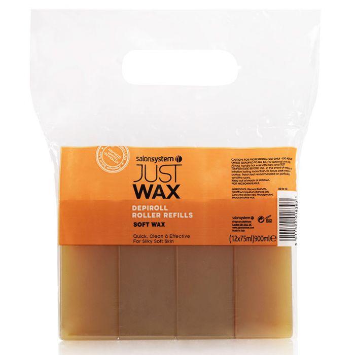 Just Wax Depi Roller Wax Refills