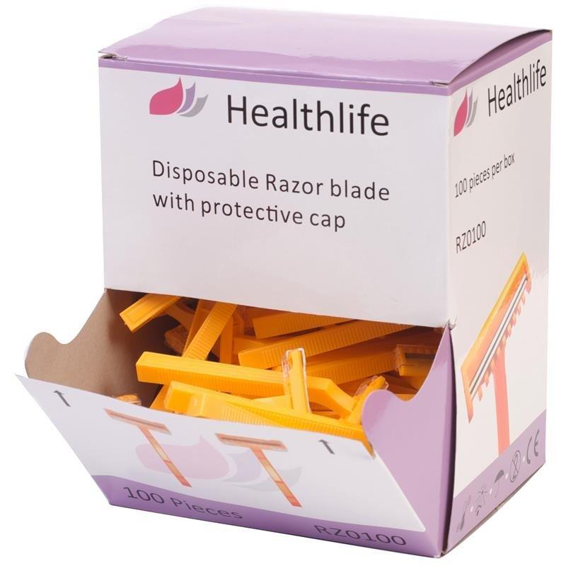 Disposable medical razors
