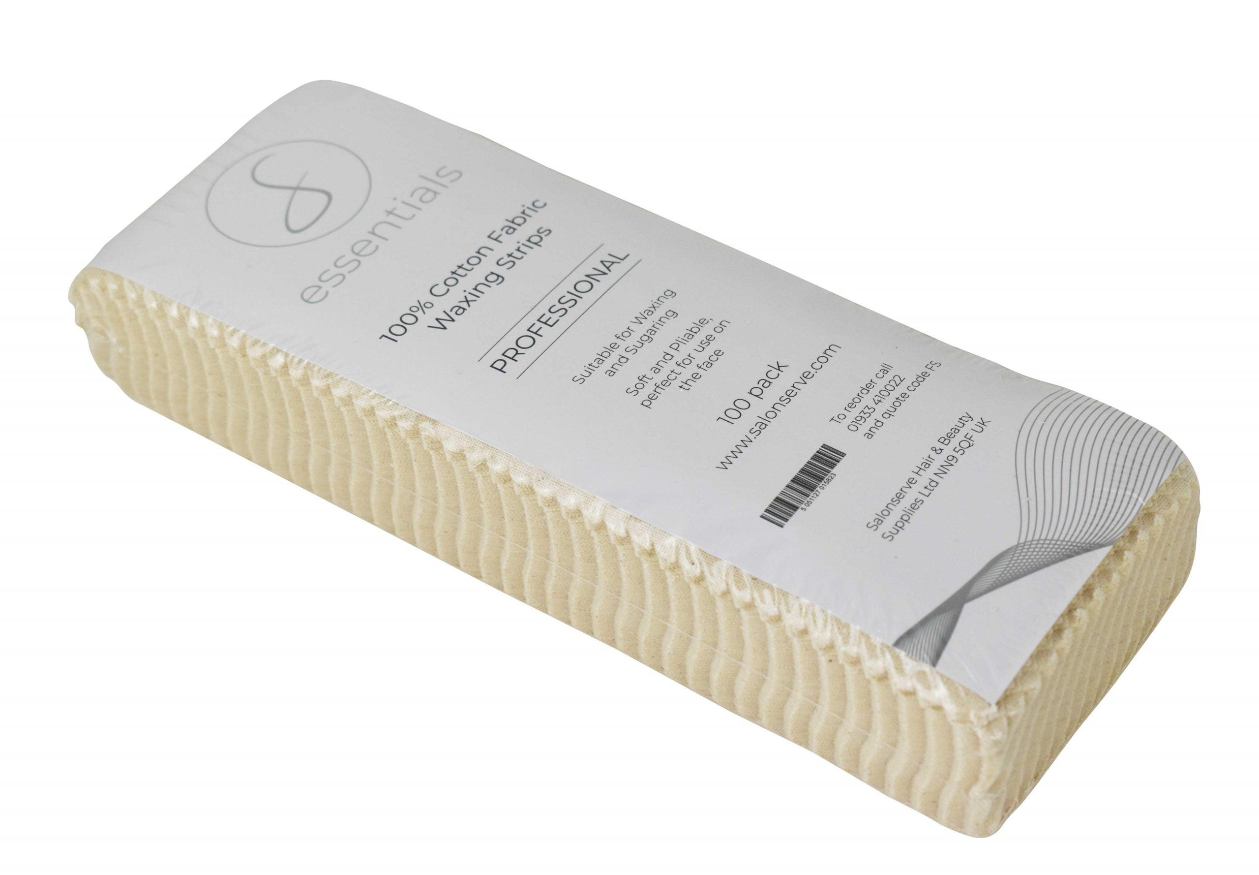 100%-Cotton-Fabric-Waxing-Strips
