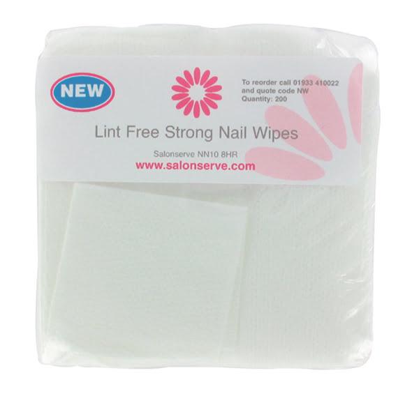 Lint free Nail Wipes