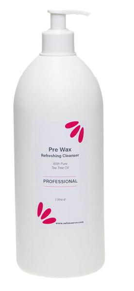 Pink Pre Wax Gel with Tea Tree Oil