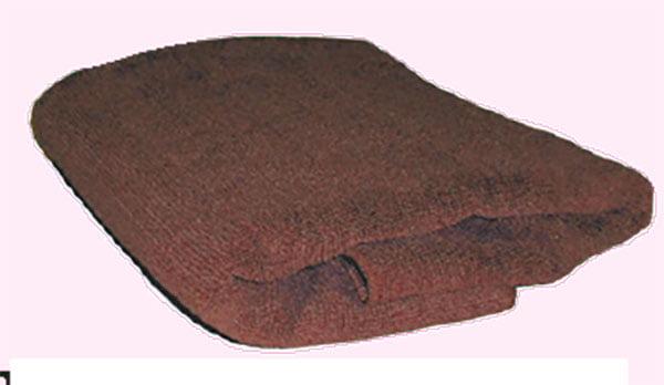 Bitter Chocolate Microfibre Towel