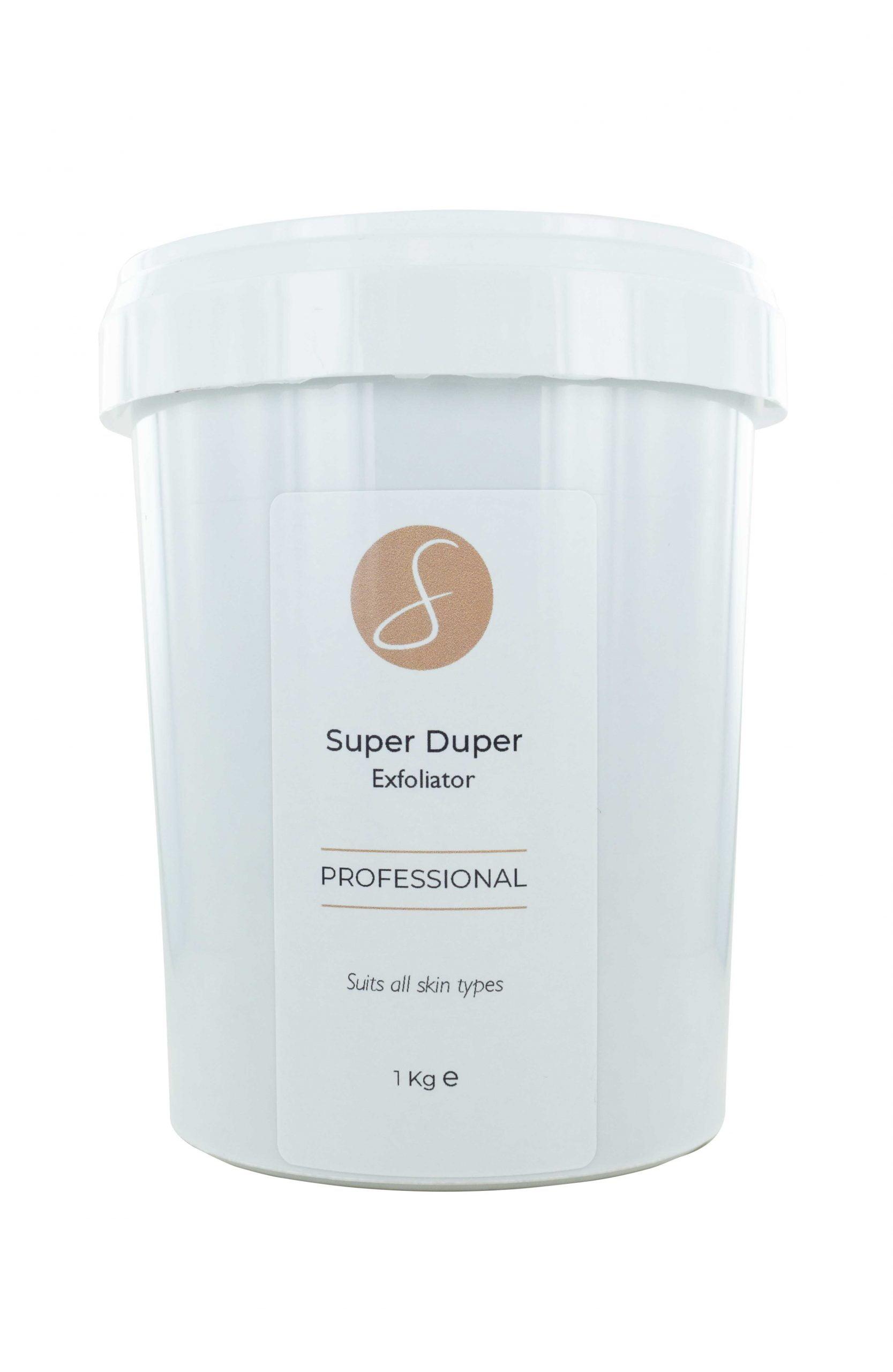 Super Duper Exfoliator