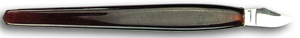 Plastic Cuticle Pusher 11.5cm