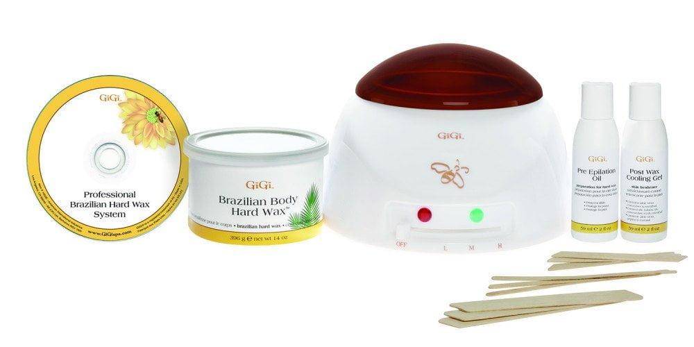 Gigi wax starter kit