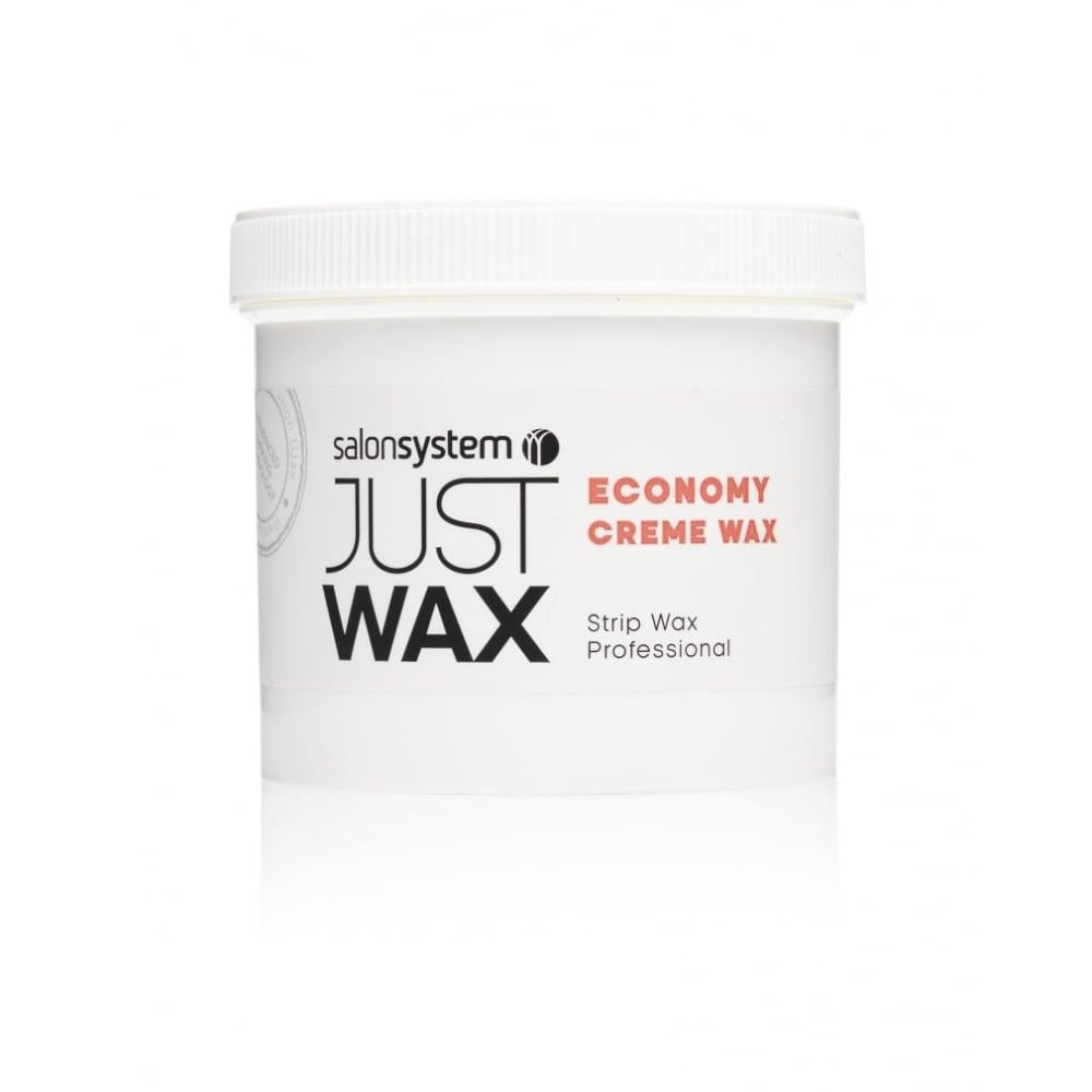 Just Wax Economy Creme Wax