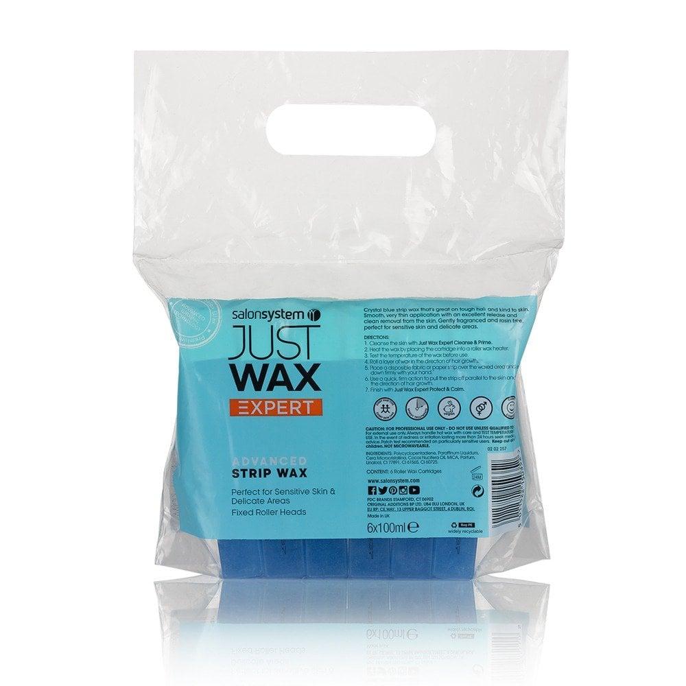 Just Wax Advanced Strip Roller Wax