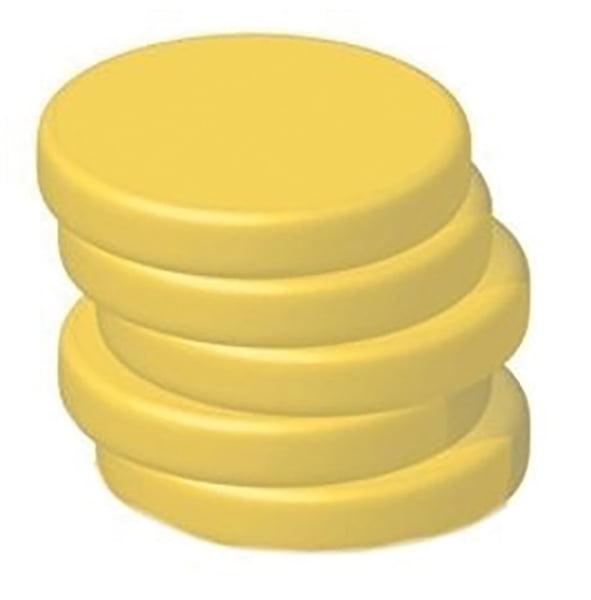 Jasmine Hot Film Stripless Brazilian Wax Discs - 500g