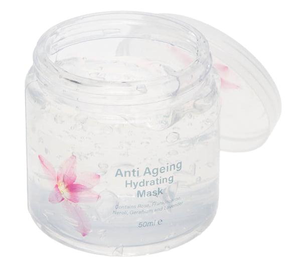 Natura-lily Nourishing Anti-ageing Hydrating Mask
