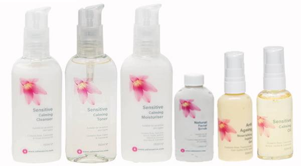 Natura-lily Calming Starter Kit (for Sensitive Skin)