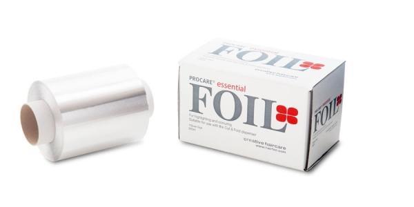 Procare - Essential Range Hair Foils 100mm x 250m - Silver