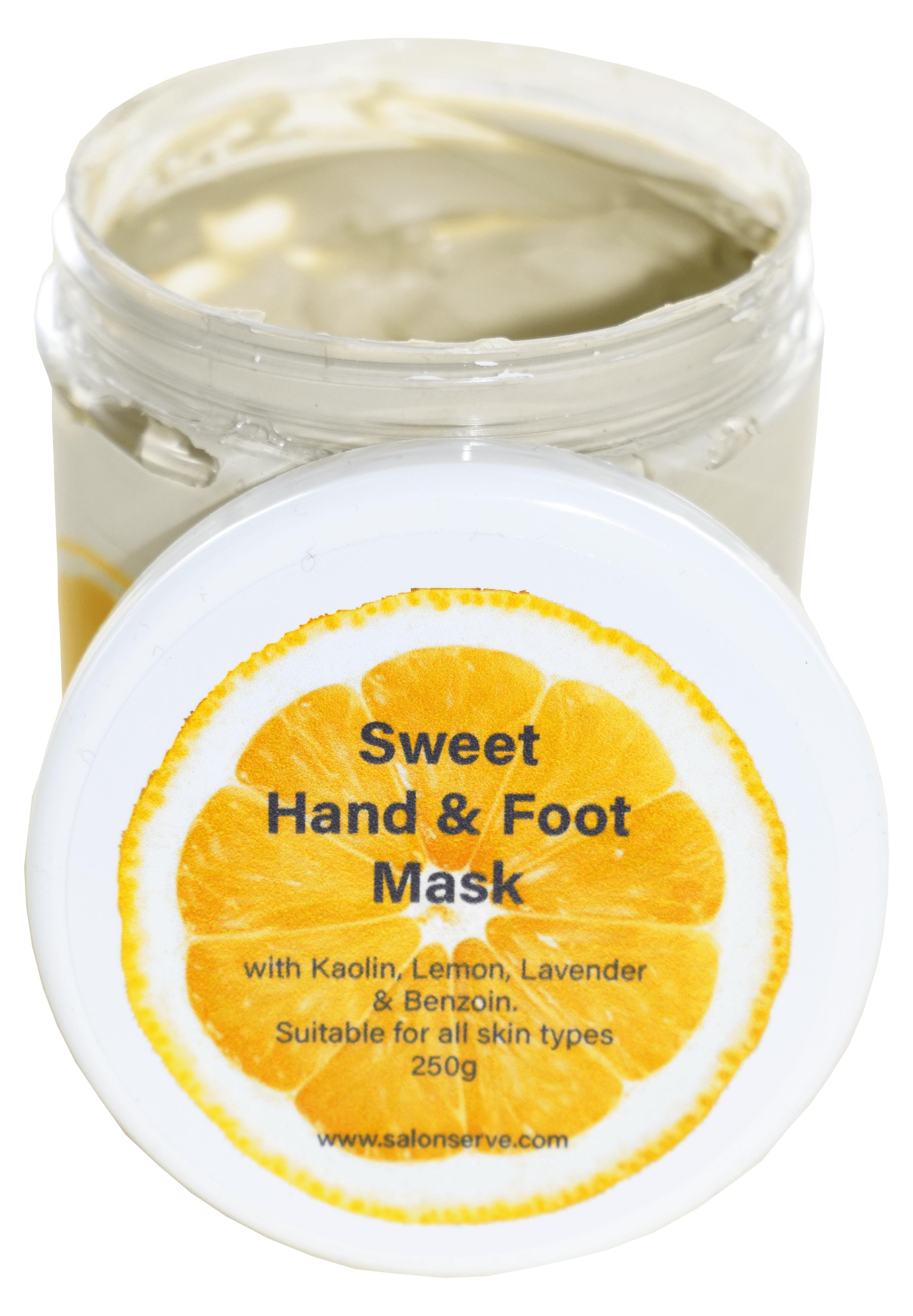 Sweet Sensations Hand & Foot Mask