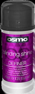 Blinding shine definer