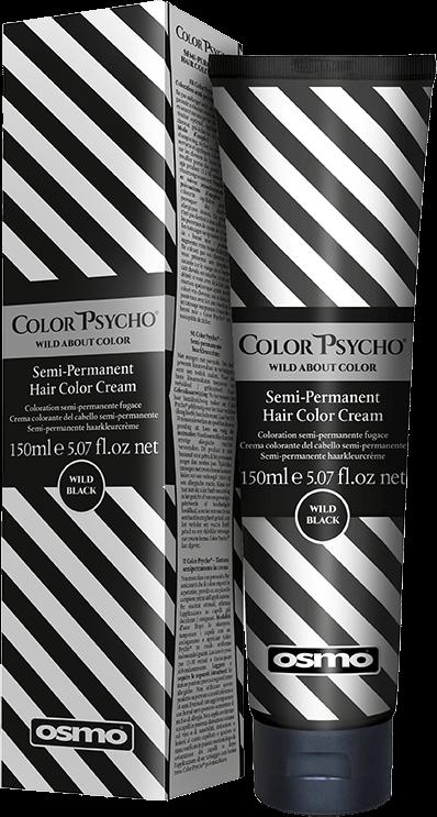 COLOR PSYCHO® WILD BLACK
